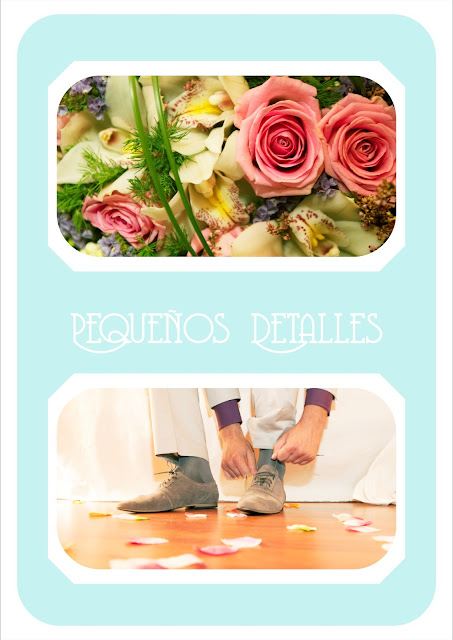 diseño tarjeta de flores
