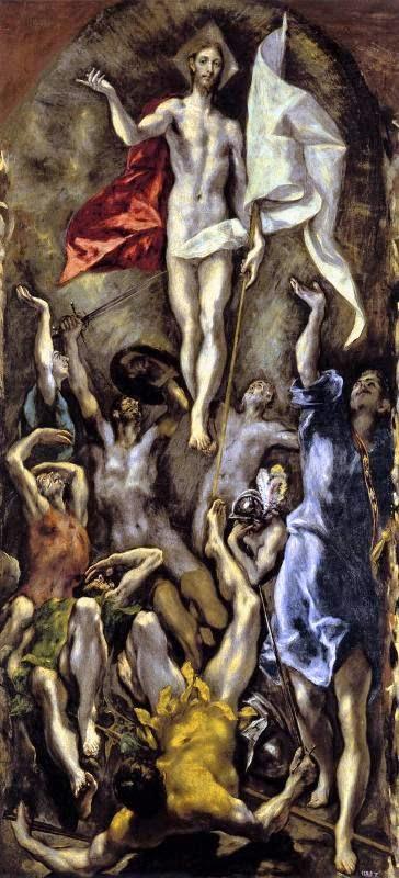Δομήνικος Θεοτοκόπουλος ή El Greco (Ο Έλληνας) - τετρακόσια χρόνια από τον θάνατό του