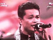 Dimas Pram Nyanyi di TVRI