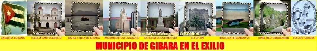 Municipio de Gibara en el Exilio