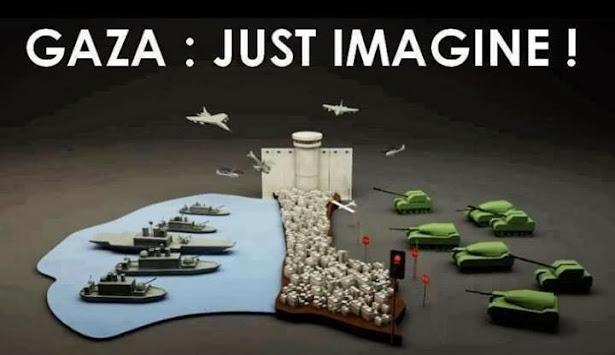 GAZA BLOQUEADA