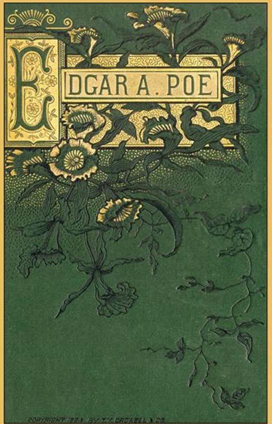Book Cover Canvas Art Barnes And Noble : Celebrating the seasons happy birthday edgar allan poe