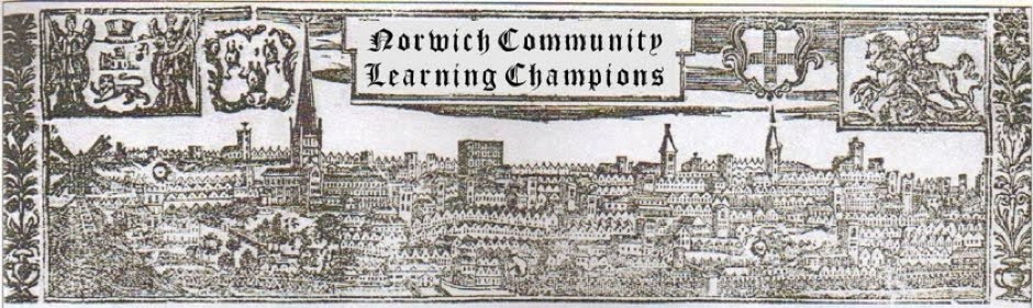 Norwich Community Learning Champions