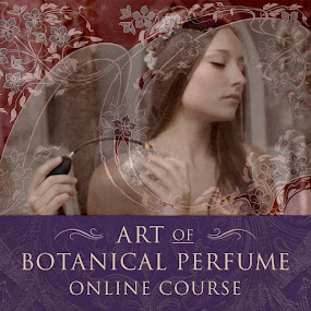 BOTANICAL PERFUME CLASSES