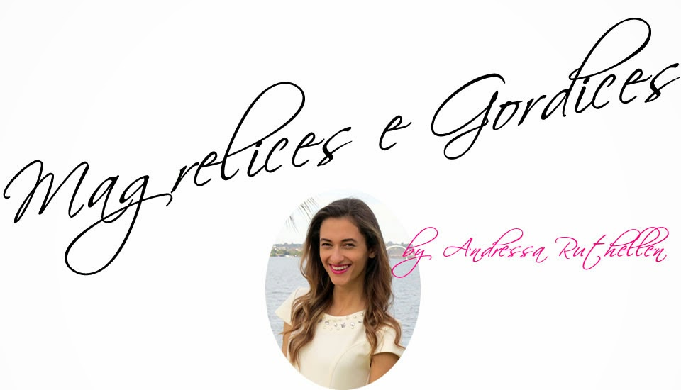 Andressa Ruthellen - Magrelices e Gordices