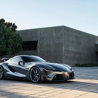 Toyota FT 1 Concept 2