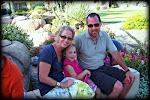 ~Mark & I with our niece Mae, Scottsdale, AZ ~ May 2012~