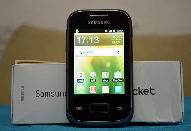 Samsung Galaxy Pocket Android Low End sekelas Samsung Galaxy Y