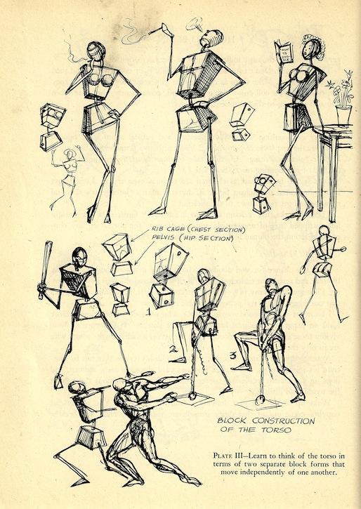 figure drawing drawing people for fun