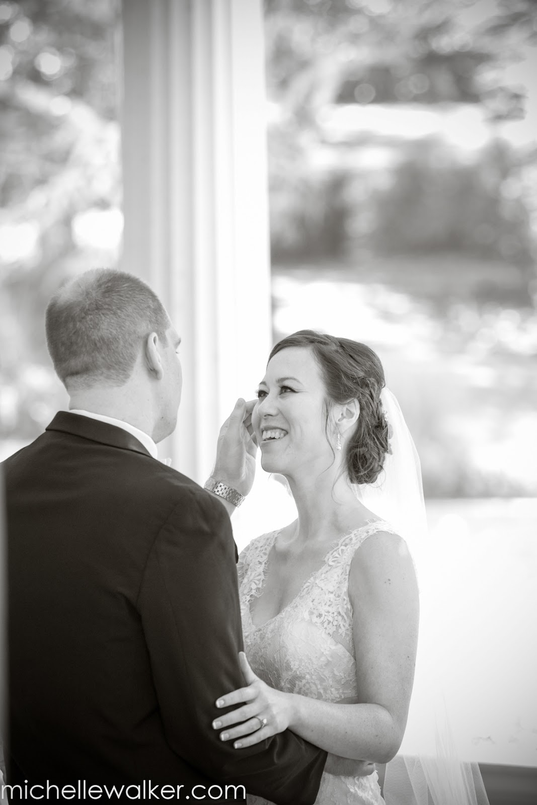 Michelle Walker Photography Villa Montalvo Wedding