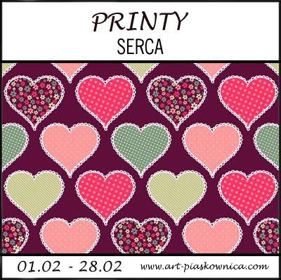"PRINTY ""serca"" - edycja sponsorowana"