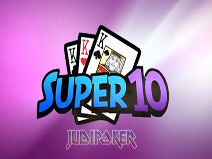 Cara Bermain Super10 IDNPOKER