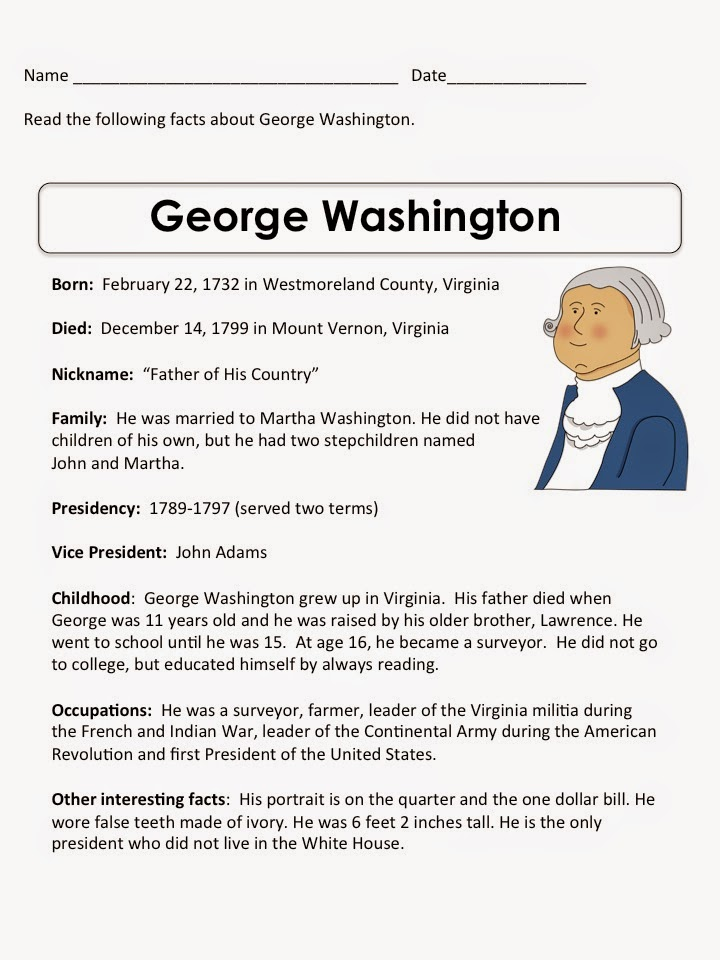 george washington essay paper Essays on george washington we have found george washington and uncle sam this paper will focus on the influence that uncle sam has to the american culture.