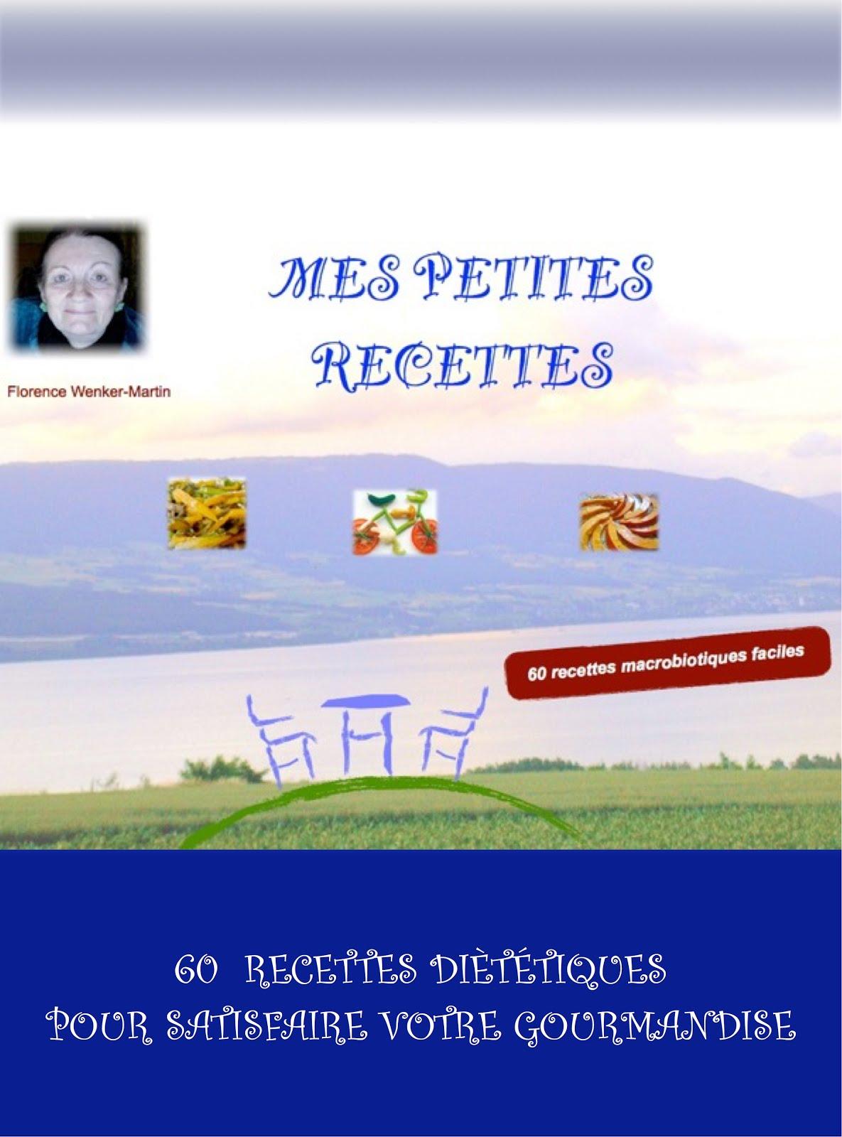 MES PETITES RECETTES € 10,00