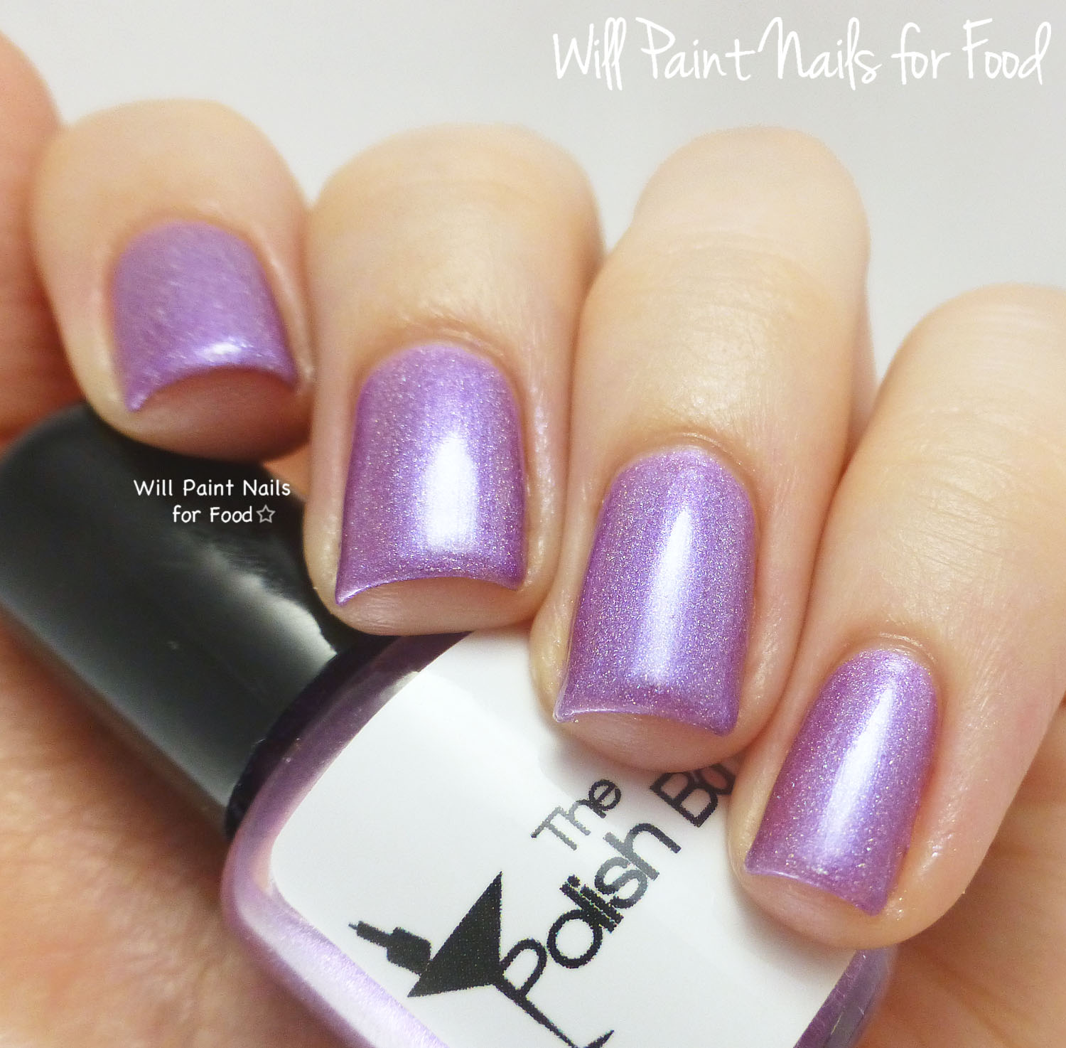 The Polish Bar Orchid 2014 swatch