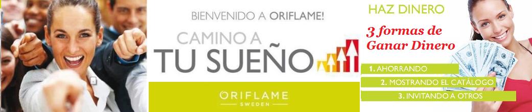 GANA DINERO CON ORIFLAME PERU: Oportunidad de crear Tu Negocio y Hacer REALIDAD TUS SUEÑOS