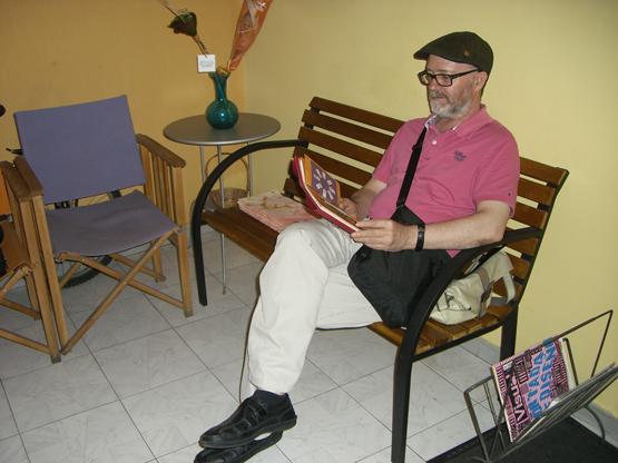 Jaime D. Parra contemplatiu