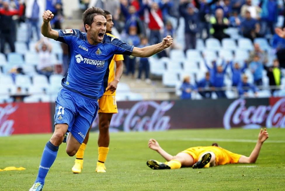Liga Spanish Football 2014