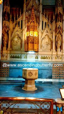 St. Patrick's Cathedral. Archdiocese of New York. Manhattan Landmark Catholic Church