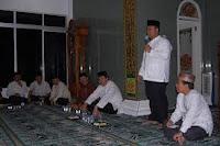 takbir di masjid