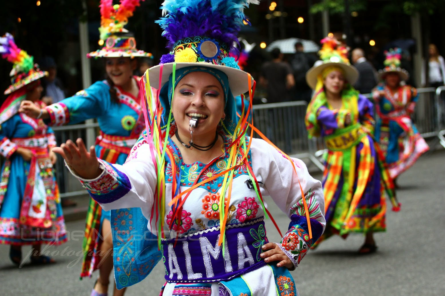 cultura folklorica boliviana - danza del Tinku