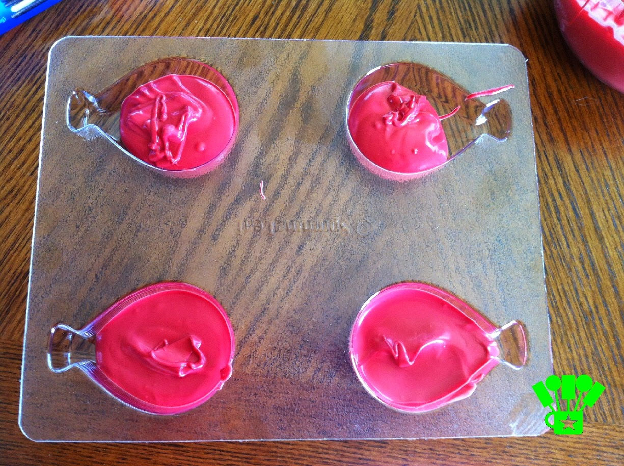 Balloon Chocolate Oreo DIY by Kandy Kreations