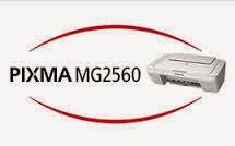 Download Canon Pixma MG2560 Driver