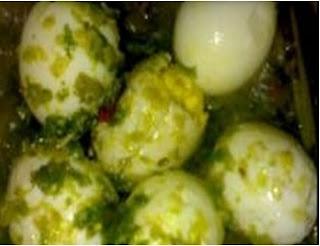 resep telur bumbu balado hijau