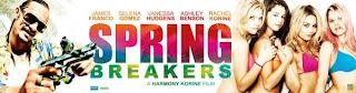spring breakers new banner poster