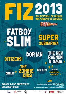 Fiz 2013 Zaragoza