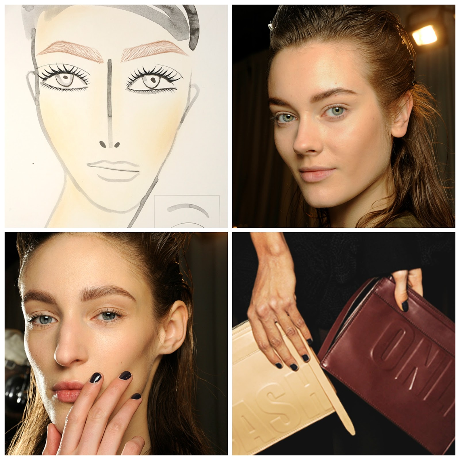 NARS, 3.1 Phillip Lim, NYFW, nail collection