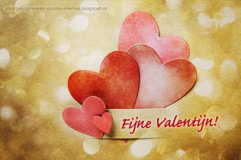 plaatje om te sturen voor valentijn