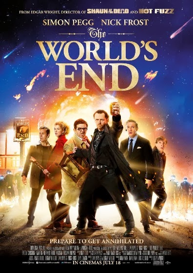 The World's End dirigida por Edgar Wright