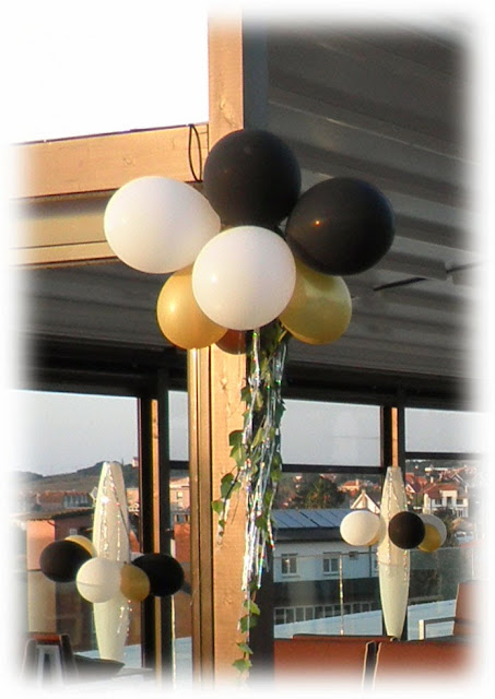 DEcoracion tematica cumpleaños