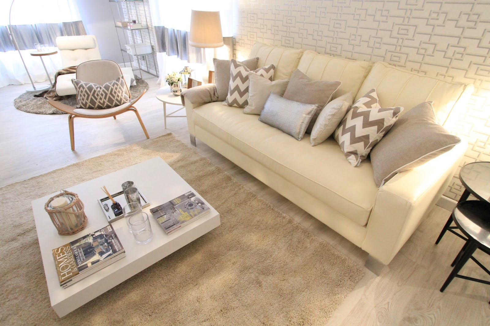 Querido mudei a casa tv show before after part ii - Sofas en leroy merlin ...