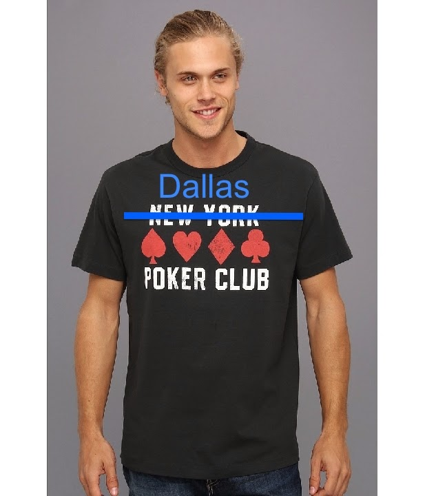 Poker Club, Poker T-Shirt
