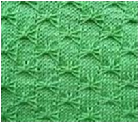 Knitting Butterfly Stitch Pattern : Apparel Merchandising World: Sweater Knitting Stitches