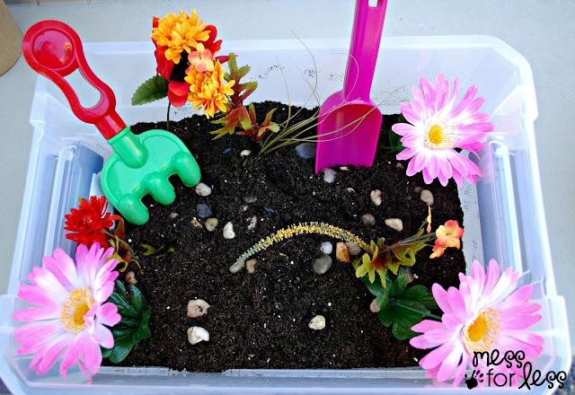 kertészkedés gyerekekkel
