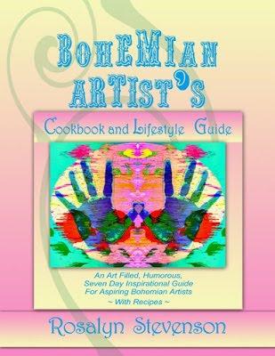 An Art Filled, Humorous Seven Day Inspirational Guide For Aspiring Bohemian Artists
