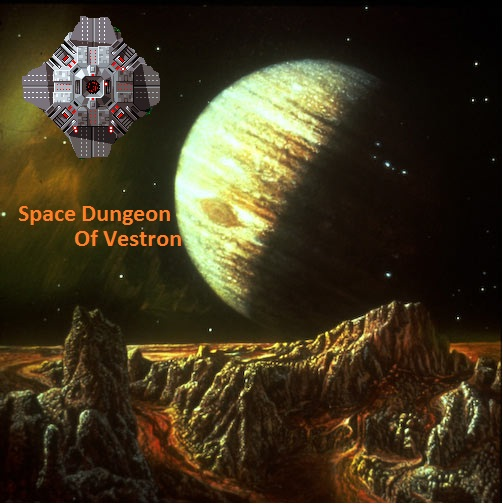Space Dungeon of Vestron