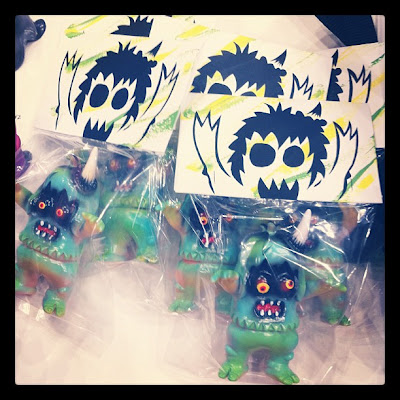 Paul Kaiju x Rampage Toys Super Ugly Unicorns
