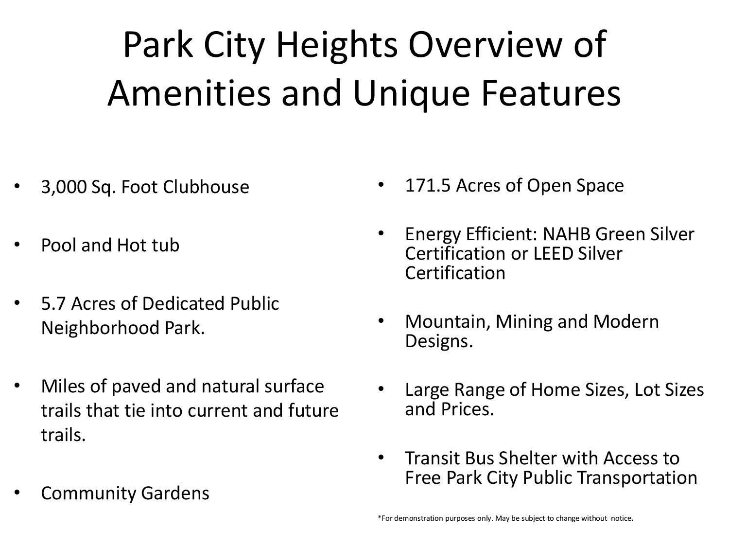 Park city heights attainable housing information park city park city heights attainable housing information 1betcityfo Image collections