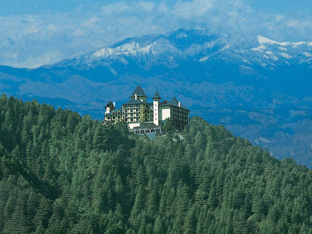Wildflower Halls in Shimla