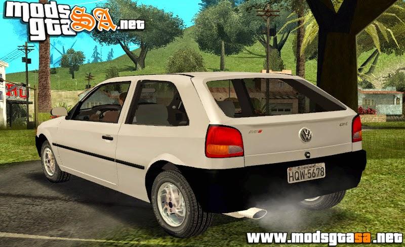 SA - Vw Gol MI 1997