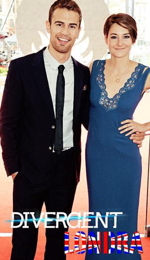Premiera Divergent in U.K.