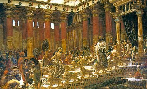 Mengungkap Misteri Istana Kerajaan Nabi Sulaiman Pulan Misteri