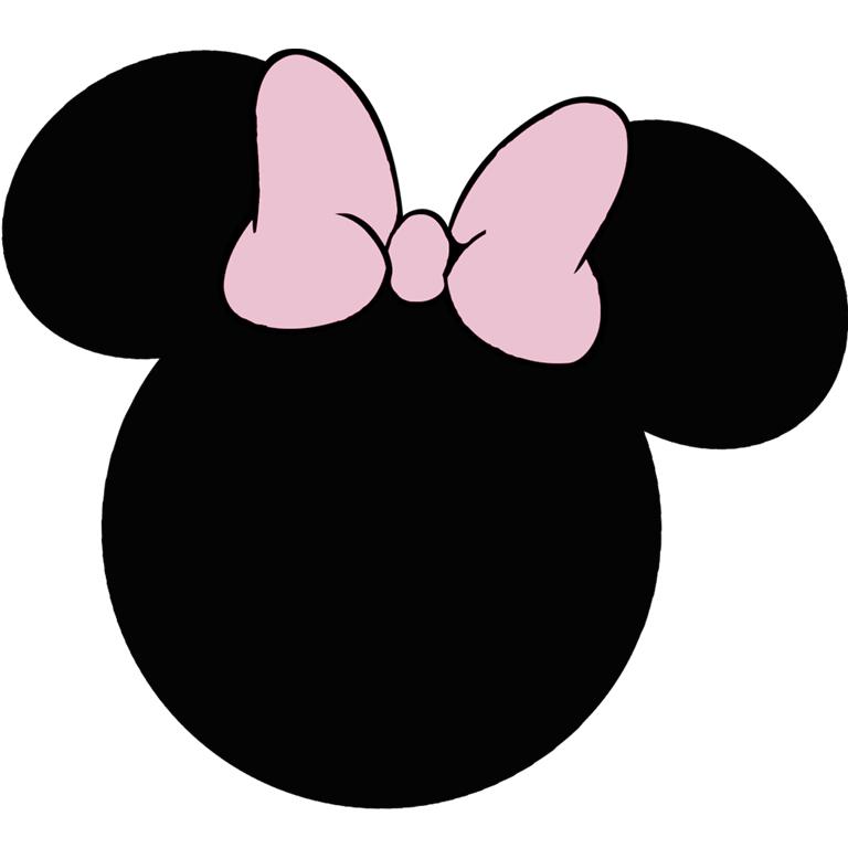 Minnie rosa e preto | Montando minha festa