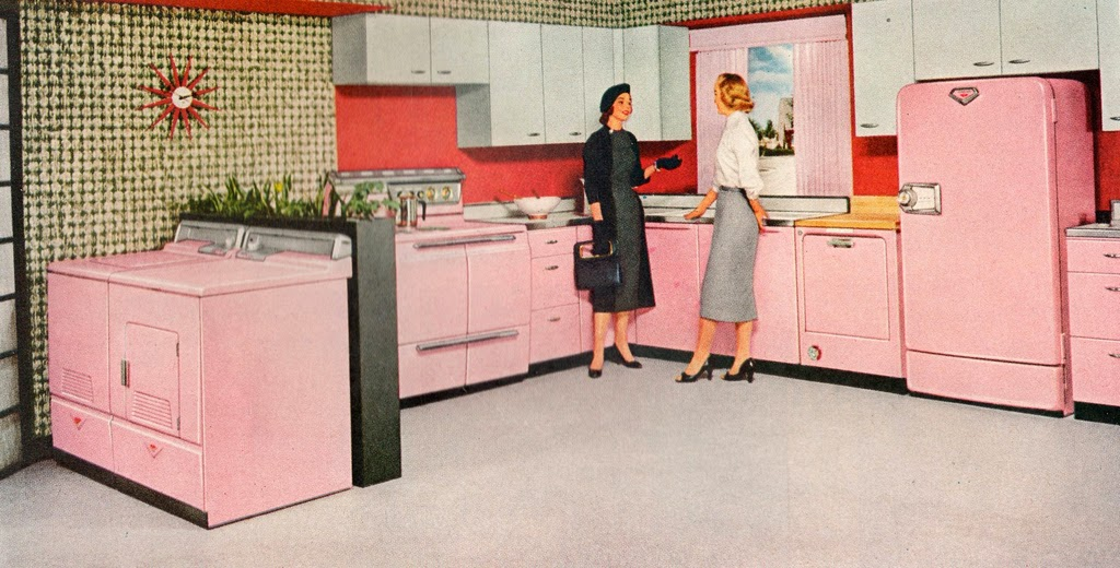 Living Vintage Vintage Appliances