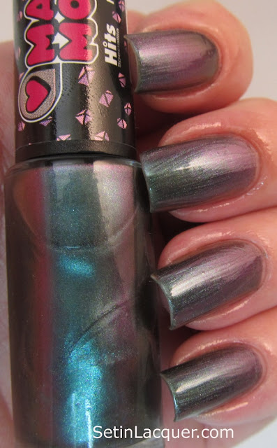 Hits Mari Moon Daring nail polish