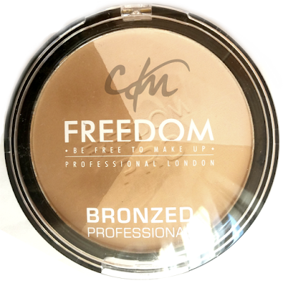 Review: Bronzed Professional Pro Warm Lights - Freedom Makeup London